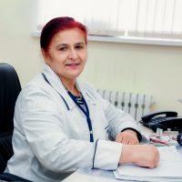 Мавлянова Муккарам Исмаиловна