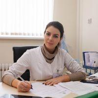 Афанасьева Елена Ивановна