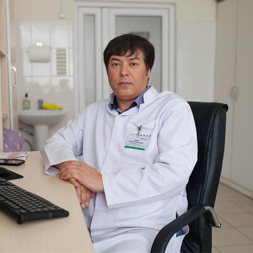 Атабаев Бахтияр Сайдалиевич