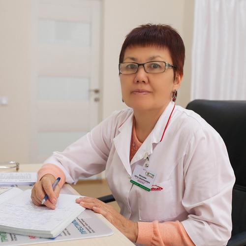 Бердалиева Айгуль Амангельдиевна