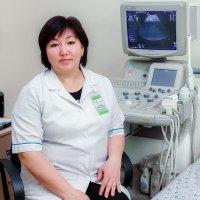 Усенбекова Гульмира Куттубековна